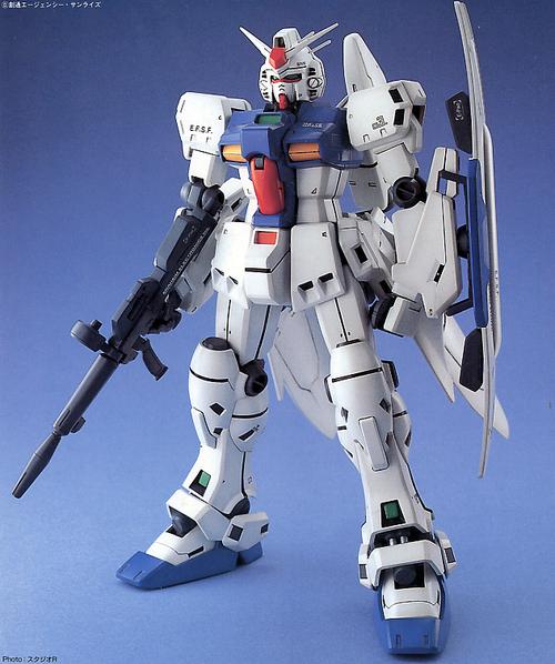1/100 MG RX-78SP03S Gundam Stamen