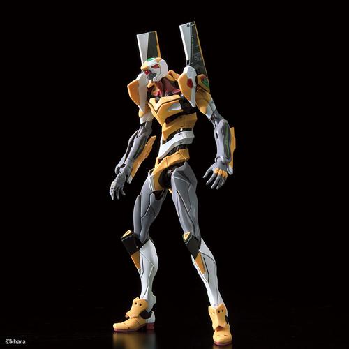 RG Evangelion EVA-00 DX Positron Cannon set