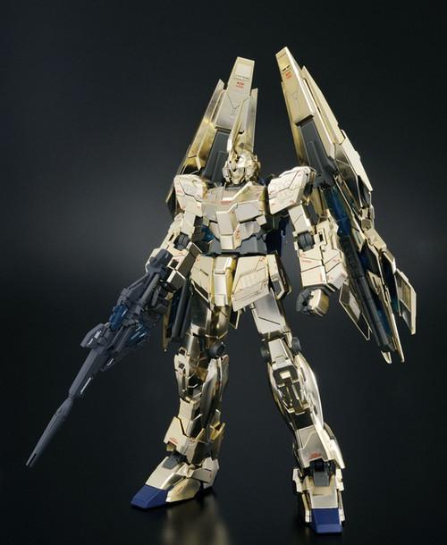 1/100 MG RX-0 Unicorn Gundam 03 Phenex