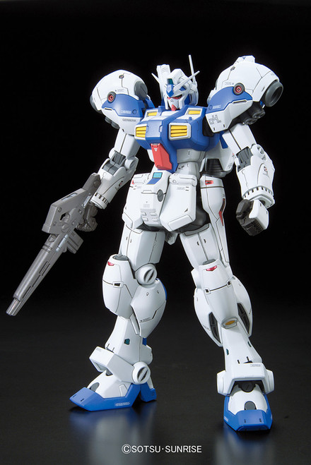 1/100 RE/100 RX7GP04G Gundam Gerbera