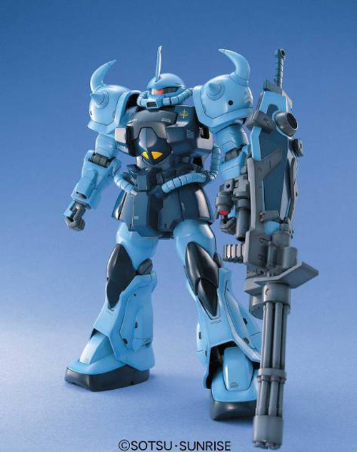 1/100 MG MS-07B-3 Gouf Custom