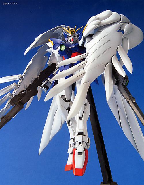 1/100 MG Gundam Wing Zero Custom