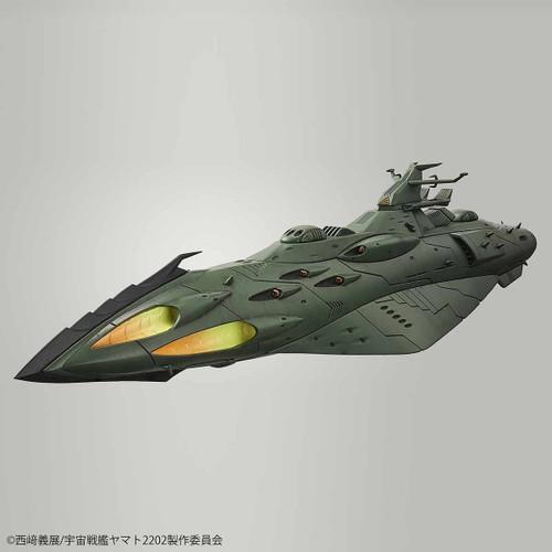 1/1000 Great Imperial Garmillas Warships set 1