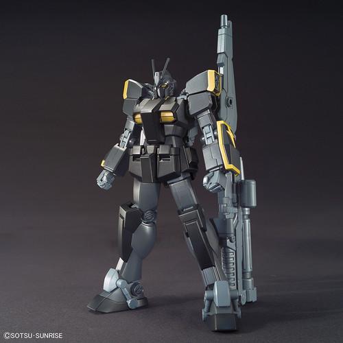 1/144 HGBF Gundam Lightning Black Warrior