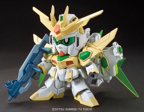 1/144 SDBF Star Winning Gundam