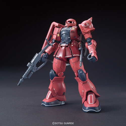 1/144 HG ORIGIN MS-05S Char's Zaku I