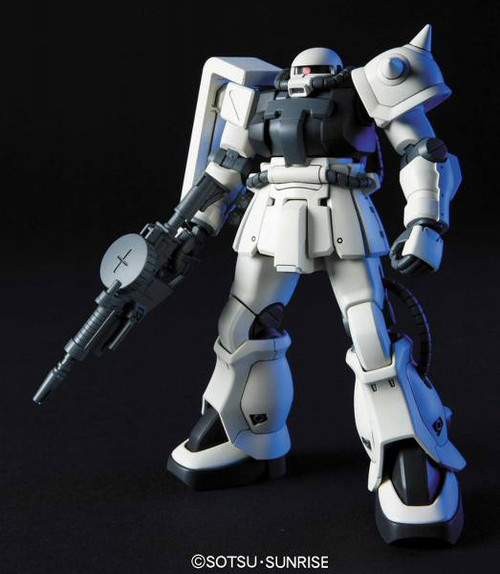 1/144 HGUC MS-06F-2 Zaku II F2 (EFF version)