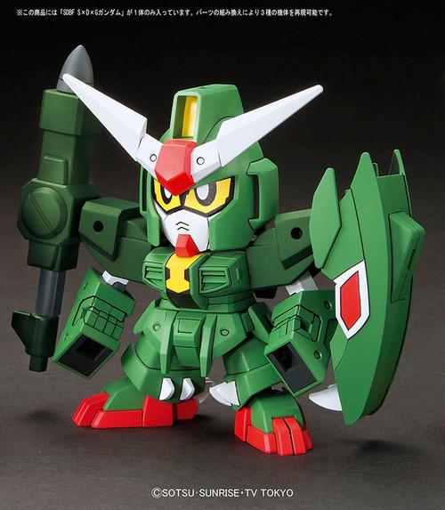 1/144 SDBF SxDxG Gundam
