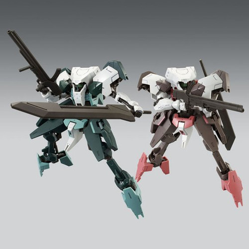 P-Bandai 1/144 HG IBO Hugo Twin Set