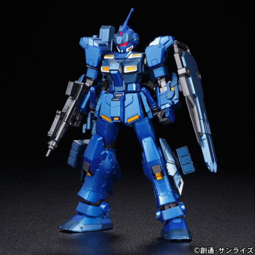 Limited Edition 1/144 HGUC RX-80PR Pale Rider *Ground Heavy Equipment Type) (Extra Finish)