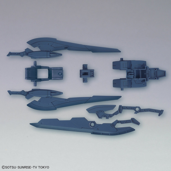 1/144 HGBD:R Marsfour Weapons