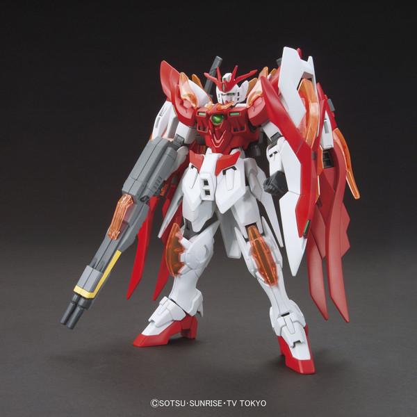 1/144 HGBF Gundam Wing Zero Honoo