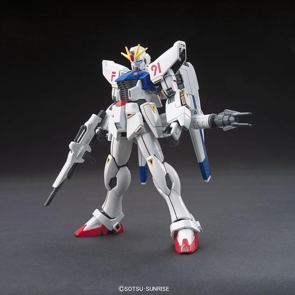 1/144 HGUC F91 Gundam F91