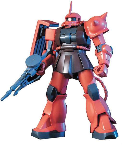 1/144 HG MS-06S Char's Zaku II