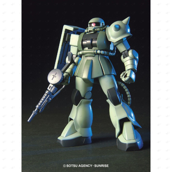 1/144 HGUC MS-06 Zaku II Mass Production type