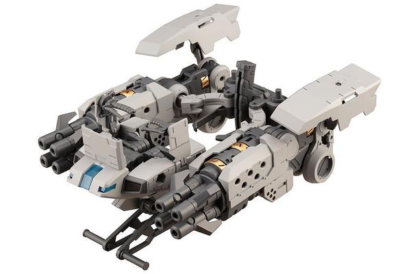 Gigantic Arms 02 Blitz Gunner