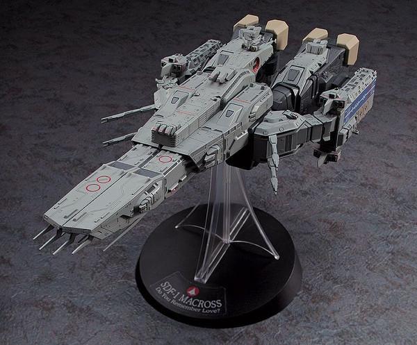 SDF-1 Macross Fortress Warship(Movie ver.)