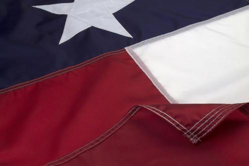 US State of Texas Flag, Nylon, 6ft x 10ft, TXNY6X10