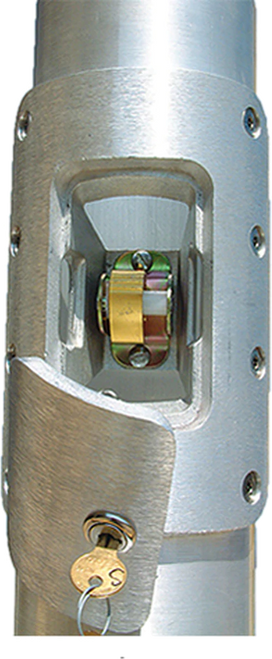Replacement Door for Concord Sentry Flagpole with 20-Bolt pattern, DOR0003