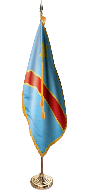 Deluxe Democratic Republic of the Congo Presentation Set