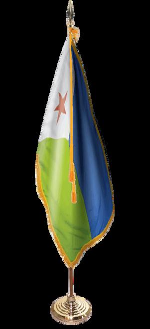 Deluxe Djibouti Presentation Set