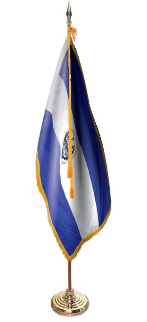 Deluxe El Salvador Presentation Set
