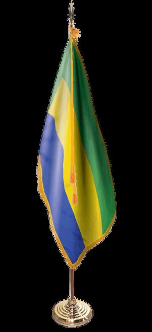 Deluxe Gabon Presentation Set