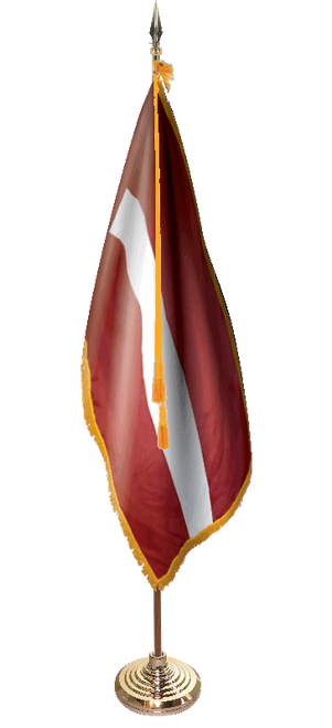 Deluxe Latvia Presentation Set