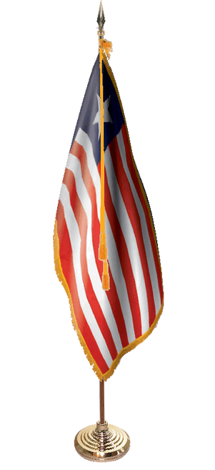 Deluxe Liberia Presentation Set