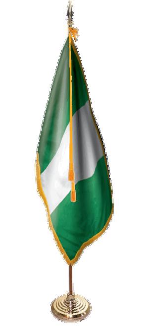 Deluxe Nigeria Presentation Set