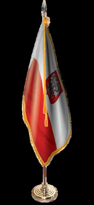 Deluxe Poland with Eagle Presentation Set