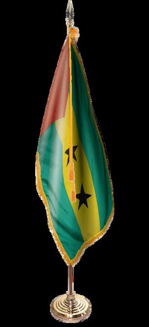 Deluxe Sao Tome and Principe Presentation Set