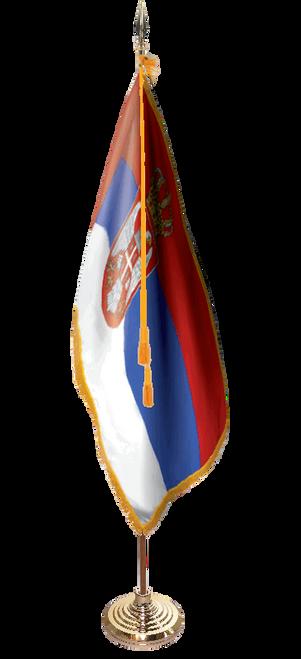 Deluxe Serbia Presentation Set