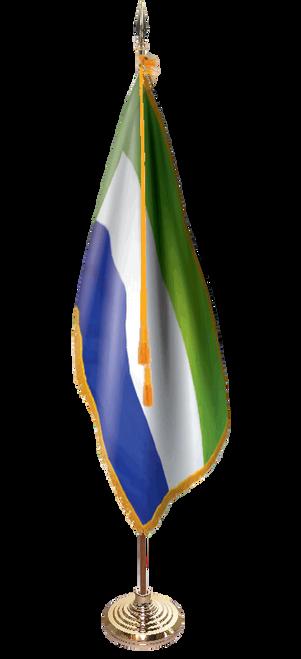 Deluxe Sierra Leone Presentation Set