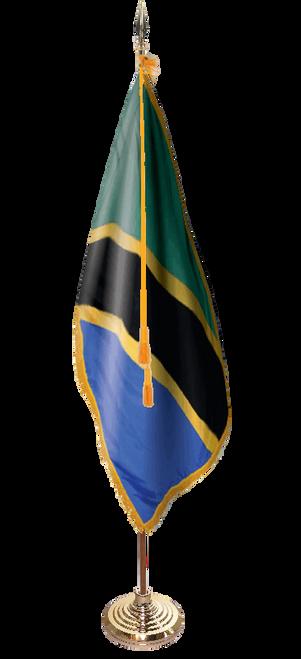 Deluxe Tanzania, United Republic of Presentation Set