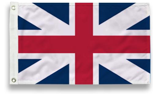 British Kings Colors Flag