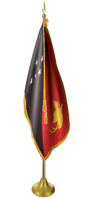 Deluxe Papua New Guinea Presentation Set