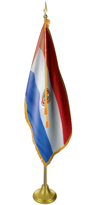 Deluxe Paraguay Presentation Set