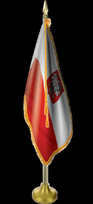 Deluxe Poland w/ Eagle Presentation Set