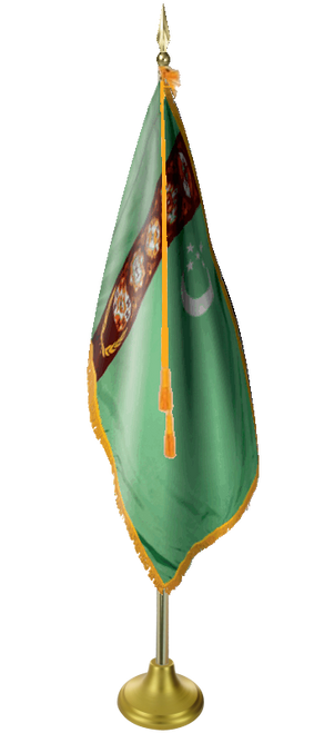 Deluxe Turkmenistan Presentation Set