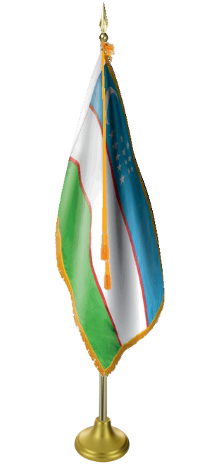 Deluxe Uzbekistan Presentation Set