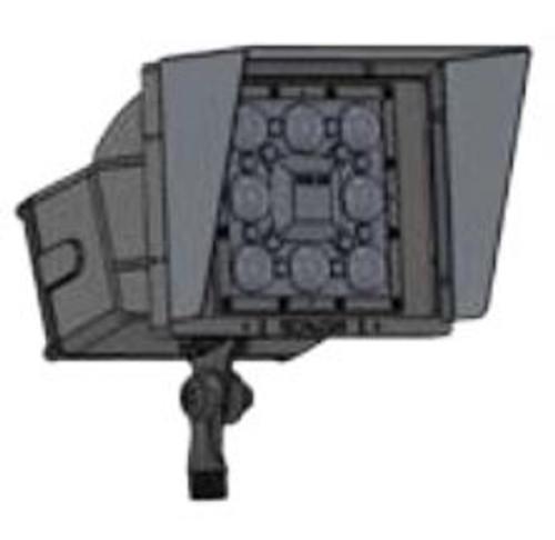 AGLEDE02, Above Ground LED Flagpole Light, 108 Watt