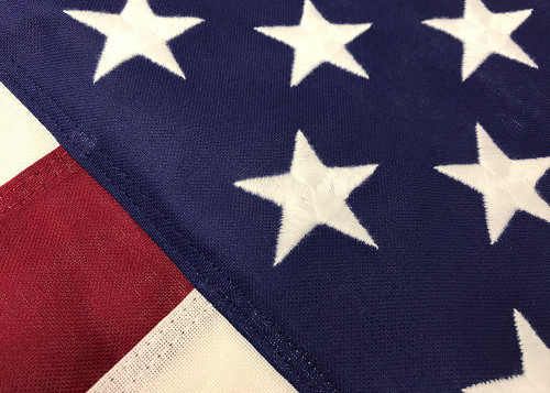 American Flag, Cotton, 2ft x 3ft, USCOT2X3