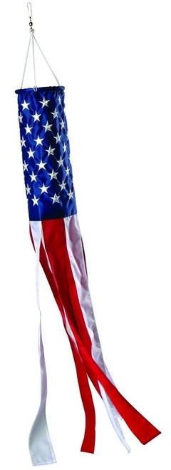 American Flag Nylon Wind Sock