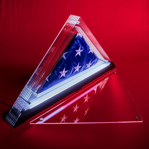 Living Patriot Freedom 58 Prism (for a 5'x8' spun poly flag)