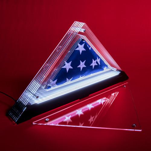 Living Patriot Freedom 35 Prism (for a 3'x5' spun poly flag)