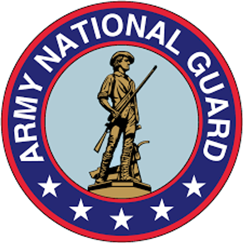 Army National Guard Flag 3X5, Nylon with Header and Grommets, 7802051