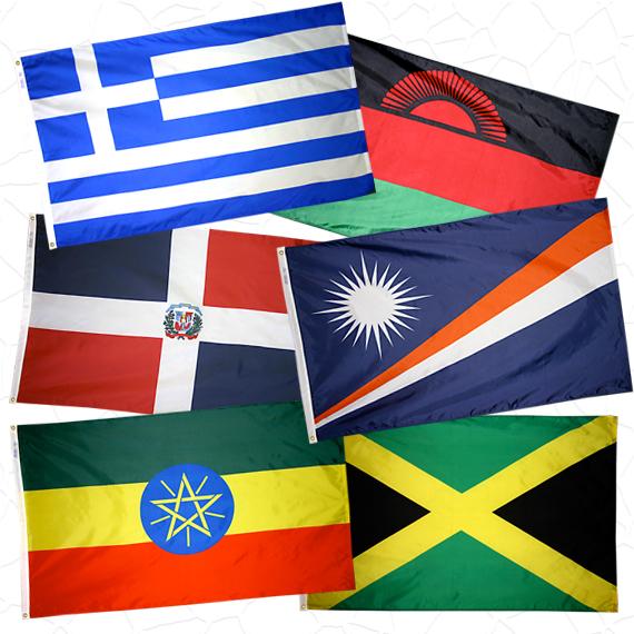 International World Flag