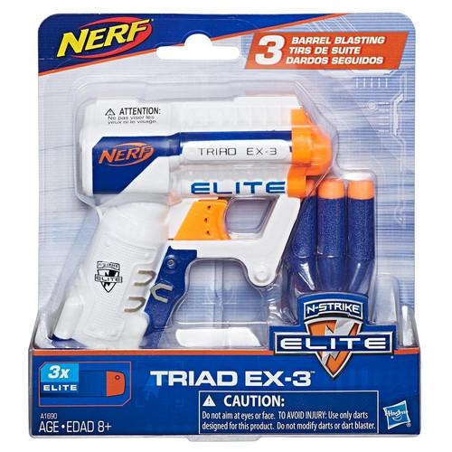 Nerf: N-Strike Elite Triad Ex3