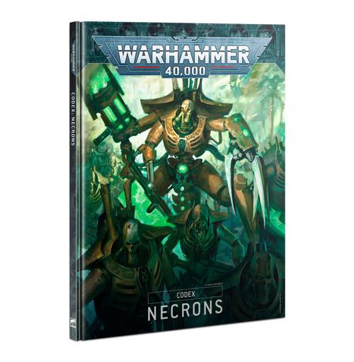 Warhammer 40K: Necrons - Datacards: Necrons